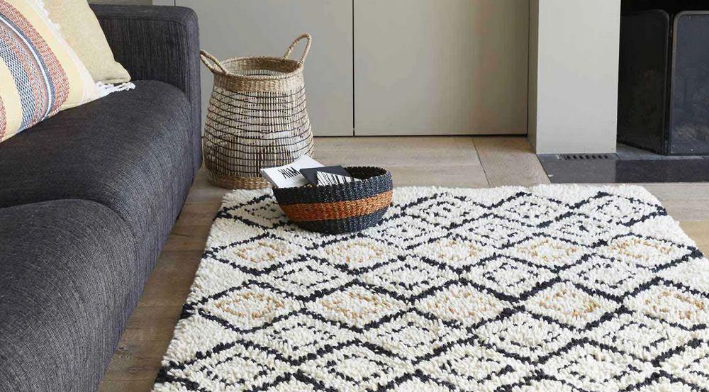 Quelles couleurs pour votre tapis au salon ?